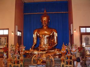 Buda de Oro Tailandia