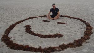 Sonrisa en la Playa con Andrés Rada